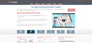 Pro Rank Tracker  The High Performance Affordable Rank Tracker