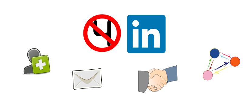Cuatro cosas que no debes hacer el LinkedIn.